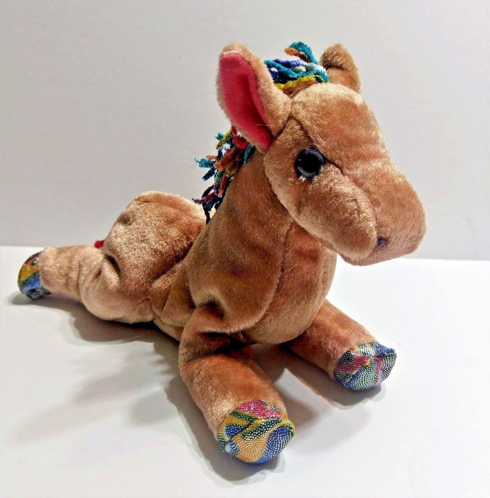 the Zodiac Horse Ty Beanie Baby HORSE