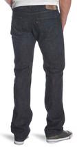 NEW LEVI'S MEN'S ORIGINAL FIT STRAIGHT LEG JEANS BUTTON FLY TIDAL BLUE 501-0422