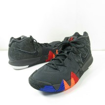 Nike Kyrie 4 'Year of the Monkey' Black 943806-011 Sneakers Size 8.5 - $59.39