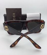 New GUCCI Sunglasses GG 3788/S LWFCC 49-28 Havana Tortoise Brown w/ Brown Fade