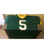PAUL HORNUNG AUTOGRAPHED GREEN BAY PACKERS JERSEY, #5 - $408.38