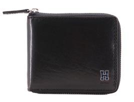Tommy Hilfiger Men's Leather Zip Around Wallet Passcase Billfold Rfid 31TL130047 image 5