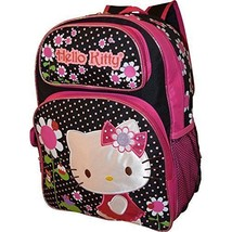 School BookBag Backpack For Primary Girls Students Hello Kitty Deluxe St... - $33.41