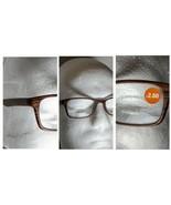 Wooden Effect Fashion Reading Glasses Rustic Wood Grains Temple Arm Unis... - $9.89