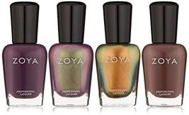 ZOYA Nail Polish, Quad: Tis The Season - $14.66
