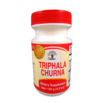Dabur Triphala Churna Powder 120 grams XXL Bottle - $9.00
