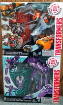 Transformers DRIFT & FRACTURE RID Deployers Robots in Disguise minicons ... - $48.37