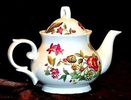 Ceramic TeaPot with Lid AB 535-E Vintage image 2