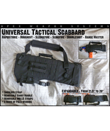 Tactical scabbard black main thumbtall
