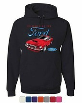 Chairman of the Ford Hoodie Mustang American Classic Muscle Car Sweatshirt - $22.97+