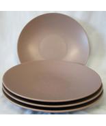 Furio Worldview Mauve Dinner Plate, set of 4 - $39.49