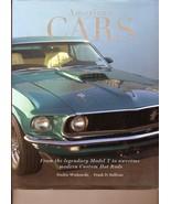 American Cars by Fredric Winkowski & Frank Sullivan Hardcover Book - $8.95
