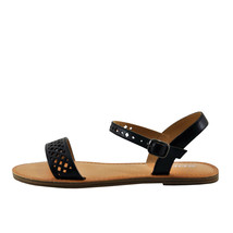 Soda Display Black Women's Open Toe Sandals - $21.95+