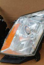 2010-15 Cadillac SRX Halogen Headlight Head Light Set LH & RH - POLISHED image 4