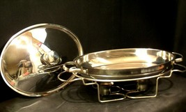 """Wolfgang Puck Bistro Collection 13"""" Buffet Chaffing Dish 032006 AA-191789 image 1"""