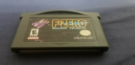 F-Zero: Maximum Velocity (Nintendo Game Boy Advance GBA, 2001) Game Cart... - $15.83