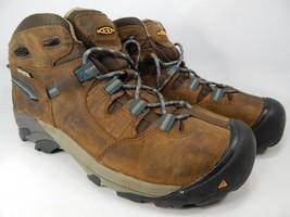 Keen Detroit Mid Top Size US 10 M (D) EU 43 Men's Steel Toe Work Boots 1007004