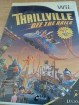 Nintendo Wii Thrillville: Off The Rails - COMPLETE image 1