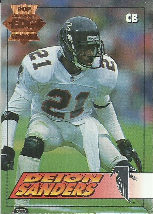 Primary image for 1994 Collector's Edge Pop Warner #5 Deion Sanders
