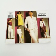 Vogue V2975 Wardrobe Suit Dress Plus Size 18 20 22 Pattern Uncut ❤️ - $35.00
