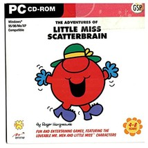 The Adventures of Little Miss Scatterbrain - $5.99