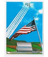 Colorado Postcard Colorado Springs Cadet Chapel USAF Academy - $2.84