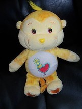 "2004 Playful Heart Monkey Care Bear 10"" EUC - $25.00"