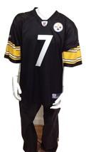 (Sale) Pittsburgh Steelers - Ben Roethlisberger #7 Jersey by Reebok - Ad... - $19.50