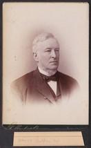 Henry Bottomley (1820-1890) Antique Photo #3 - Camden, New Jersey - $19.75