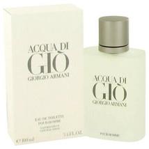 ACQUA DI GIO by Giorgio Armani Eau De Toilette Spray 3.3 oz (Men) - $77.31