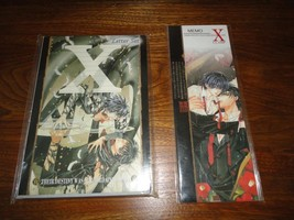 Japanese Manga CLAMP X Memo Pad & Letter Set 1990's - 2000 NEW - $29.03