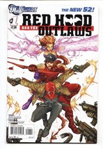 Red Hood and the Outlaws #1 2011-DC New 52-Comic book NM- - $31.53