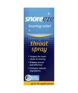 Snoreeze Throat Snoring Relief Spray 22ml x 1 - $16.96