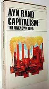 Primary image for AYN RAND - Capitalism: The Unknown Ideal (Book) Mass Market Paperback