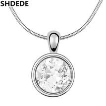 SHDEDE High Quality Necklace Pendants Crystal from Swarovski Fashion Jew... - $13.25