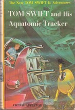 Victor Appleton II: Tom Swift and His Aquatomic Tracker. Grosset reprint... - $19.30