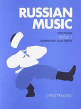 Russian Music for Piano - Book Two [Paperback] Hal Leonard Corp. and Wes... - $12.69