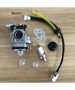 Carburetor For Troy-Bilt TB2BP EC Snapper BB44 27cc Backpack Blower Fuel... - $15.28