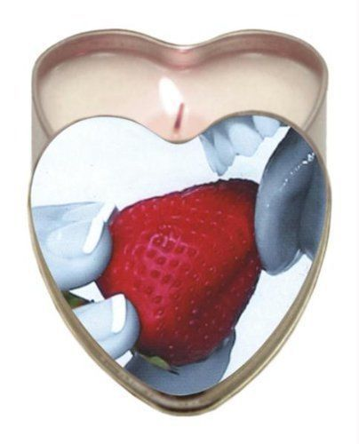 Edible Candles Strawberry - One Item
