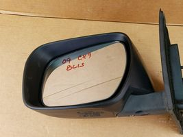07-09 Mazda CX-9 Door Wing Sideview Mirror W/ Blind Spot Driver Left -LH (8Wire) image 5