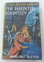 Judy Bolton Mystery n28 The Haunted Fountain Limited Edition Reprint hcd... - $28.00