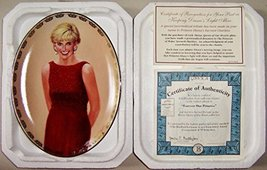 """Princess Diana """"Forever Our Princess"""" Queen Of Our Hearts Collector Plate - $43.75"""