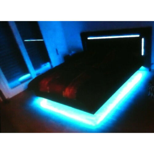 Primary image for RGB LED Color Changing Bedroom Bed Room Mood Accent Ambiance Lighting Lights Kit