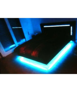 RGB LED Color Changing Bedroom Bed Room Mood Accent Ambiance Lighting Li... - $49.95
