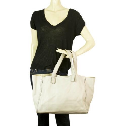 "Callista Crafts Ultra Light gray ""Ice"" color Tote Shoulder Bag Handbag Hobo image 9"