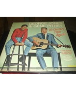 George Jones & Gene Pitney - It's Country Time Again! Monaural MM2065 (V... - $24.74