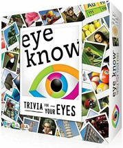 NEW Eye Know Visual Trivia For Your Eyes Game Wiggles 3D - $34.60
