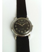 Vintage Rare USSR Kirovskie Gold Plated Rare Dial 16 J Men's Wristwatch ... - $67.22