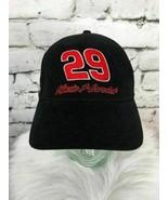 29 Kevin Harvick Snap-On Racing Mens O/S Hat Black Red Adjustable Baseba... - $14.84