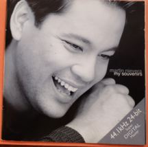 MARTIN NIEVERA My Souvenirs Autographed CD Sleeve only, no CD - $10.95